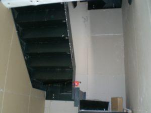 階段通路廻り 施工前